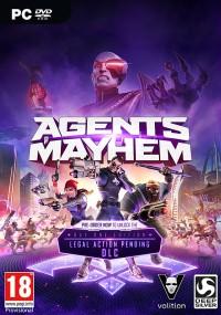 Agents of Mayhem (2017) plakat