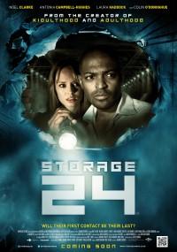 Storage 24 (2012) plakat