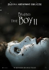 Brahms: The Boy II (2020) plakat
