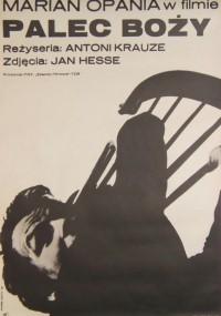 Palec Boży (1972) plakat