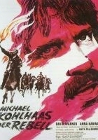 Michael Kohlhaas, buntownik (1969) plakat