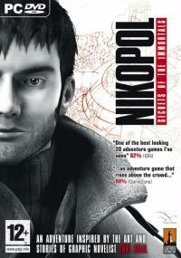 Nikopol: Secrets of the Immortals (2008) plakat