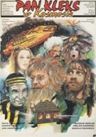 plakat - Pan Kleks w kosmosie (1988)