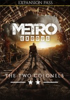 plakat - Metro Exodus: The Two Colonels (2019)