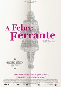Elena Ferrante, gorączka czytania (2017) plakat