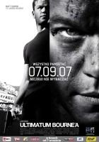 plakat - Ultimatum Bourne'a (2007)