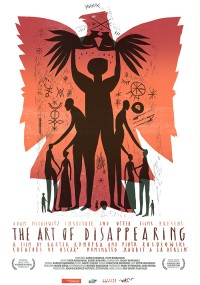 Sztuka znikania (2012) plakat