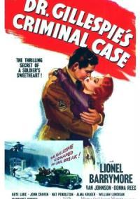 Dr. Gillespie's Criminal Case (1943) plakat