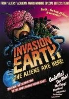 Inwazja na Ziemię: Nadchodzą kosmici (1988) plakat