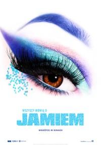 Wszyscy mówią o Jamiem (2021) plakat