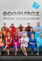 plakat - Gogglebox. Przed telewizorem (2014)
