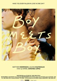 Boy Meets Boy (2021) plakat