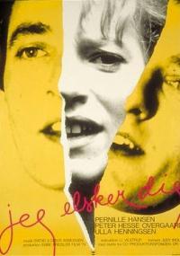 Jeg elsker dig (1987) plakat