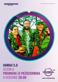 Hawaii 5.0 (2010) plakat