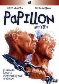 Motylek (1973) plakat