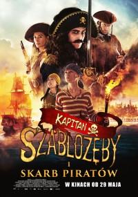 Kapitan Szablozęby i skarb piratów (2014) plakat