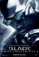 plakat - Blade: Mroczna Trójca (2004)
