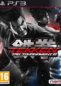 Tekken Tag Tournament 2 (2012) plakat