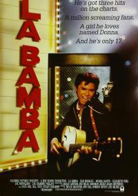 La Bamba (1987) plakat