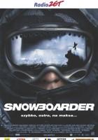 plakat - Snowboarder (2003)