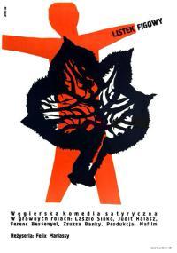 Listek figowy (1966) plakat