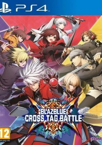 BlazBlue: Cross Tag Battle (2018) plakat
