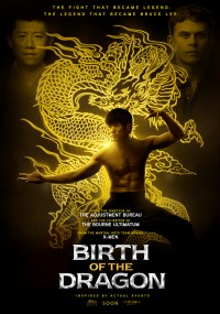 Birth of the Dragon (2016) plakat