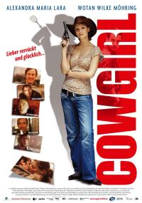 Cowgirl (2004) plakat