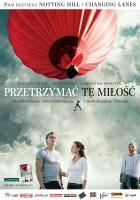 plakat - Przetrzymać tę miłość (2004)