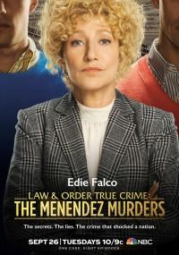 Prawo i porządek: Prawdziwa zbrodnia - Mord Menendezów (2017) plakat