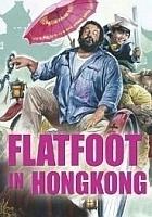 plakat - Platfus w Hong-Kongu (1975)