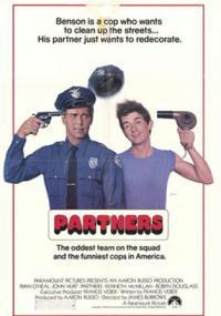 Partnerzy (1982) plakat