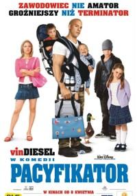 Pacyfikator (2005) plakat