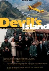 Diabelska wyspa (1996) plakat