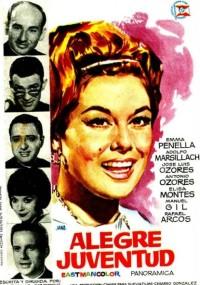 Alegre juventud (1963) plakat
