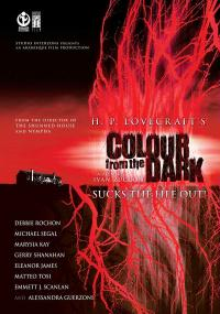 Colour from the Dark (2008) plakat