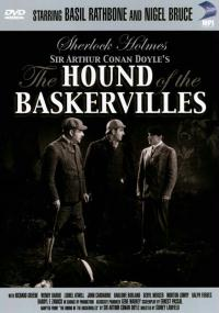 Pies Baskerville'ów (1939) plakat