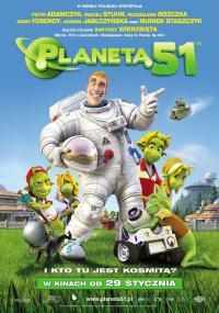 Planeta 51 (2009) plakat
