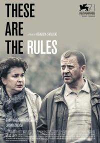 Takie są zasady (2014) plakat