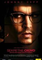 plakat - Sekretne okno (2004)
