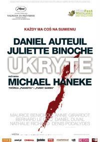 Ukryte (2005) plakat