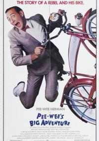 Wielka przygoda Pee Wee Hermana