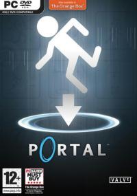 Portal (2007) plakat