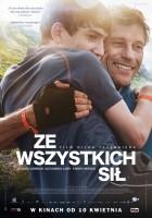 plakat - Ze wszystkich sił (2013)