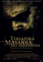 plakat - Teksańska masakra piłą mechaniczną (2003)