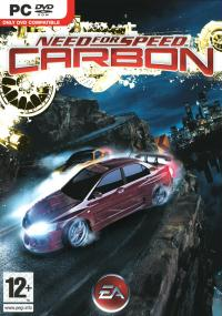 Need for Speed: Carbon (2006) plakat