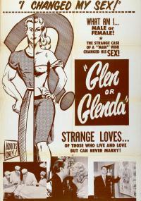 Glen czy Glenda (1953) plakat
