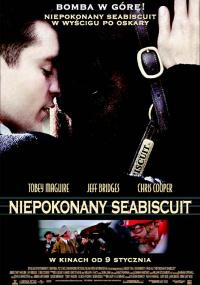 Niepokonany Seabiscuit (2003) plakat