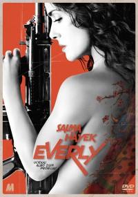 Everly (2014) plakat