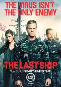 Ostatni okręt (2014) plakat